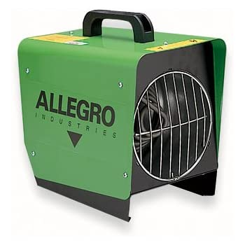 Allegro Industries 9401u201050 Tent Heater  sc 1 st  Amazon.com & Little Buddy Infra-Red Heater Indoor Safe 3800 Btu 100 Sq. Ft ...