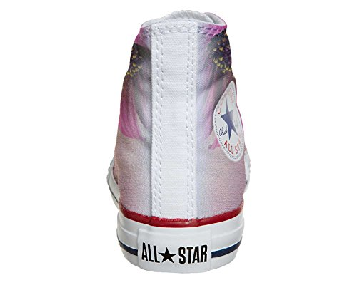 Converse Customized Adulte - chaussures coutume (produit artisanal) Spring Fantasy