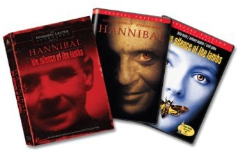 The Hannibal Lecter Anthology (Hannibal / The Silence of the Lambs) (1991)