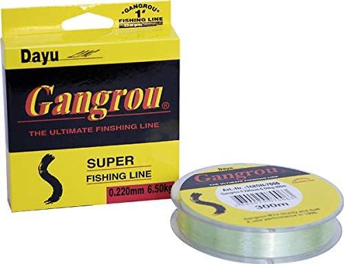 EFT Gangrou 0,28mm 11,5kg 300m Mono line monofile Angelschnur