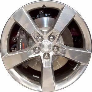 chevy 20 inch factory wheels - 9
