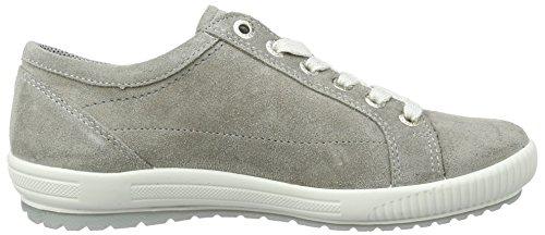 Legero Women's Tanaro Trainers, Grey, 4.5 UK Grey (Metall 92)
