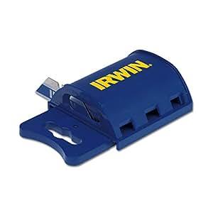 Irwin Industrial Tools 2084300 Bi-Metal Blue Utility Blade, 50-Pack