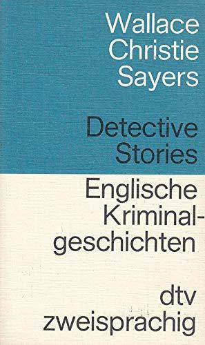 Detective Stories - Englische Kriminalgeschichten