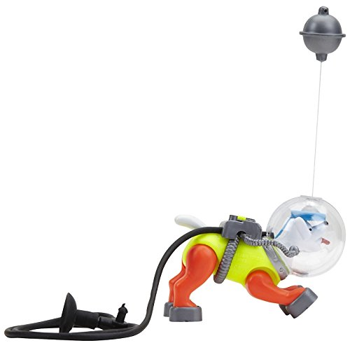 Penn-Plax Diving Sea-Dog (colors may vary)