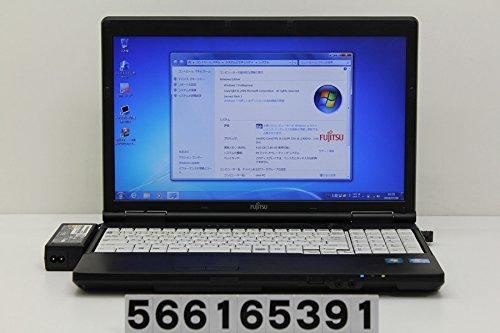 【中古】 富士通 LIFEBOOK A572/F Core i5 2.6GHz/4GB/320GB/Multi/15.6W B01IQYVFW8
