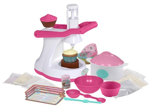 - Girl Gourmet Cupcake Maker