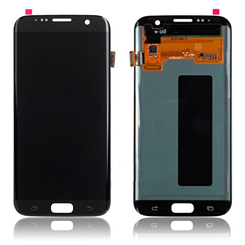 - LCD Display Touch Screen Digitizer Assembly Replacement for Samsung Galaxy S7 Edge G935A G935V G935P G935T G935F (Black)