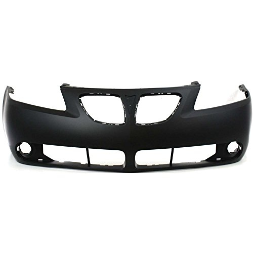 2006 Front Bumper Cover (New Evan-Fischer EVA17872031119 Front BUMPER COVER Primed for 2005-2009 Pontiac G6)