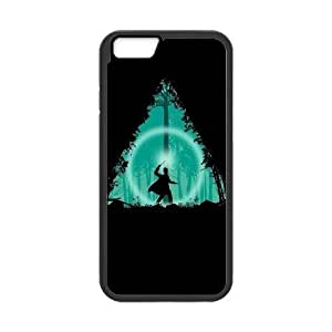 """DIY Cover Case for iPhone 6 plus 5.5"""" w/ Harry Potter Dealthy Hallows image at Hmh-xase (style 8)"""