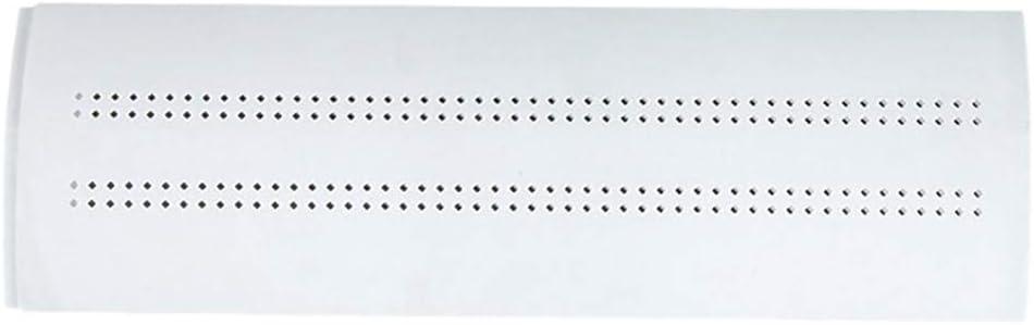 Blanco, 56 Cm-102 Cm Beito 1 Paquete Cubierta De Aire Acondicionado para El Hogar Deflector De Aire Acondicionado Ajustable Parabrisas La Gu/íA De Viento Retr/áCtil Evita El Soplado Directo