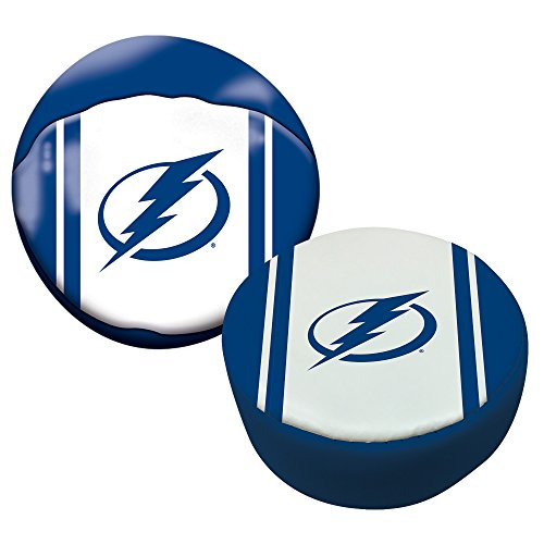 Franklin Sports NHL Tampa Bay Lightning Soft Sport Ball & Puck ()