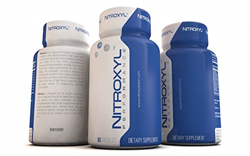 Nitroxyl Performance Nitric Oxide Booster 180 Capsules