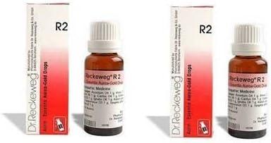 Amazon.com: 2 Lot x Dr. Reckeweg – Medicina Homeopática – R2 ...