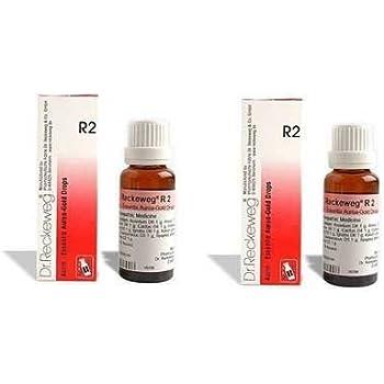 Amazon com: 3 x Dr  Reckeweg - Homeopathic Medicine - R85 - High