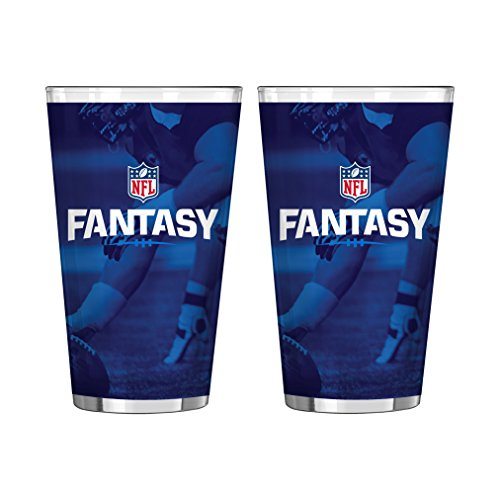 Fantasy Football Sublimated 16 ounce 2 Pack product image