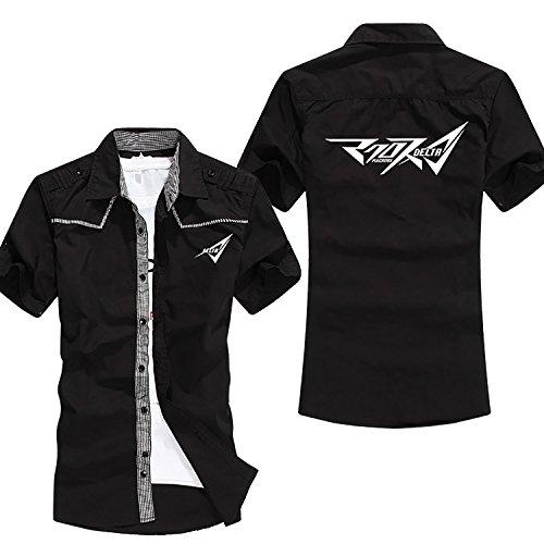 マクロスシリーズ cos シャツ メンズ 半袖 T-シャツ カジュアル レディース 男女兼用