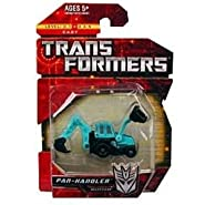 Transformers Generations Minicons 2 Inch Action Figure PanHandler Backhoe
