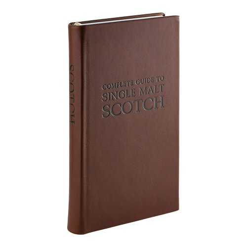 The Scotch Reference, Handcrafted in French Calfskin Leather, 5 3/8