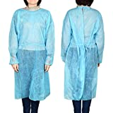Exceart 10Pcs Medical Gown Isolation Gown
