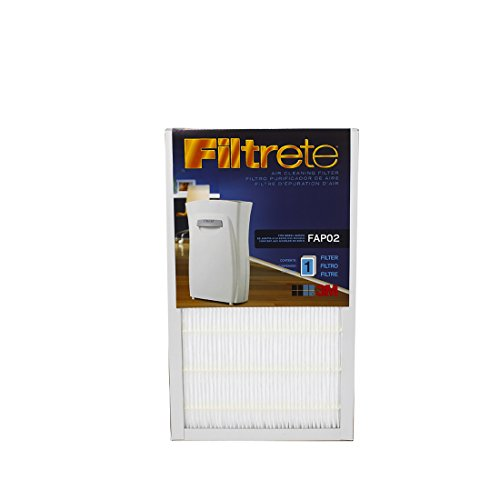 Filtrete FAPF02 Air Purifier Filter (Ultra Clean / Ultra Quiet) FILTRETE-FAPF02