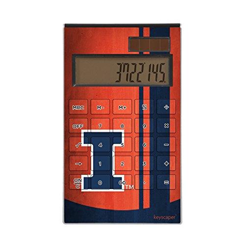(Illinois Fightin' Illini Desktop Calculator NCAA)