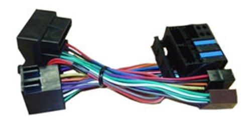 Connects2 CT10BM02 Câble adaptateur de faisceau autoradio pour BMW 1/3/5/7 Series/X3/X5/Mini/Z4/Z8/Blaupunkt/Becker/Philips Nouveau connecteur 40 broches (Import Royaume Uni)