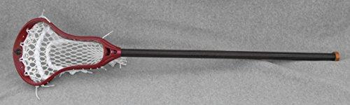 Blackfeet Lacrosse Mini Stick, Fiddlestick: Blackfeet Solid Ash Wood Mesh Mini - Lunar Eclipse (espresso) ... Ash Espresso Solid Wood