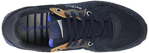 Pepe Jeans Tinker Basic - Zapatillas de deporte Hombre Azul - Bleu (585Marine)