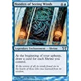 Magic: the Gathering - Honden of Seeing Winds - Champions of Kamigawa by Magic: the Gathering