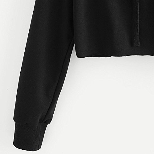 0c290e293c2e8 ... DAY8 Sweat Capuche Femmes Vetements Sport T-Shirt Printemps Manteau  Femme Chic Grande Taille Pull ...