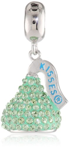 Element Hershey Jewelry Sterling Silver and Mint Green Sw...
