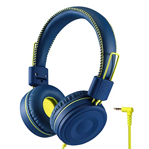 POWMEE M1 Kids Headphones Wired...