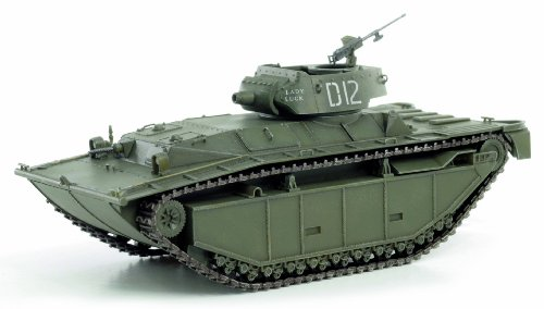 Dragon Models 1/72 LVT-(A) 4, 3rd Armored Amphibian Battalion, Peleliu 1944