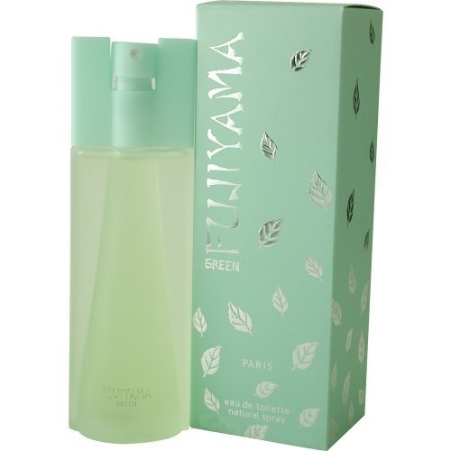 - Fujiyama Green FOR WOMEN by Succes De Paris - 3.4 oz EDT Spray