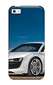 New Style ZippyDoritEduard Audi R8 25 Premium Tpu Cover Case For Iphone 5c