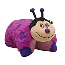 Pillow Pets Dream Lites - Hot Pink Lady Bug by Dream Lites TOY (English Manual)