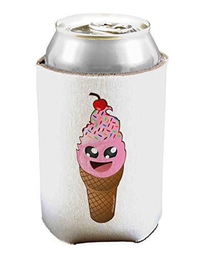 Tooloud Cute Ice Cream Cone Can Bottle Insulator Cooler   1 Piece