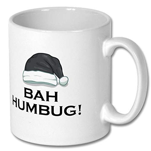 Bah Humbug gifts Christmas present Mug Bah Humbug Bah Humbug Xmas Gift