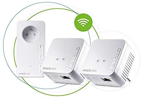 Devolo Magic 1 – Miniadaptador WiFi Blanco 1200 Mbps Magic 1 Mini