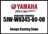 Yamaha 5JW-W9345-00-00 Fjr Case Yamaha Logo; ATV