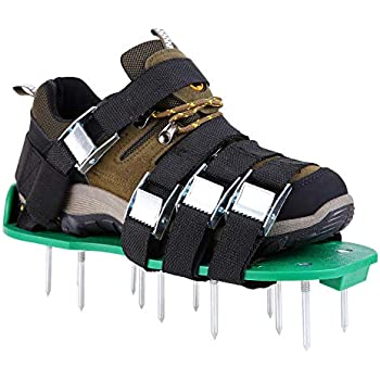 Amazon Com Goppa Lawn Aerator Shoes Easiest To Use