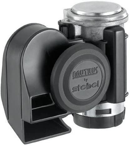 Stebel Nautilus Compact Motorcycle Air Horn