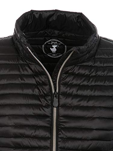 Piumino Nero Save Duck D3682wiris600001 Poliammide The Donna qwwgf1Az