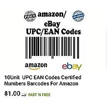 UPC EAN code
