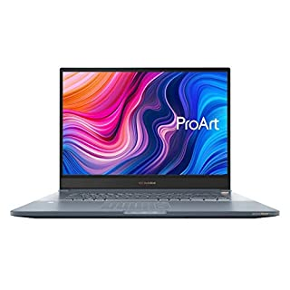 "CUK ASUS ProArt StudioBook Pro 17 Mobile Workstation Laptop (Intel i7-9750H, 64GB RAM, 2TB NVMe SSD, NVIDIA Quadro RTX 3000 6GB, 17"" WUXGA, Windows 10 Professional) Business Notebook Computer"