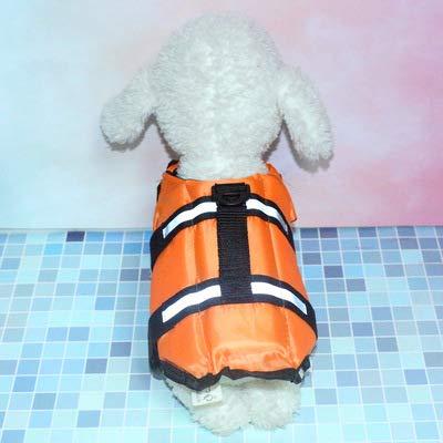 M orange M orange Dog Clothes, Swimsuits, Life Jackets, Summer Pool Labrador Corky Pets,orange,M