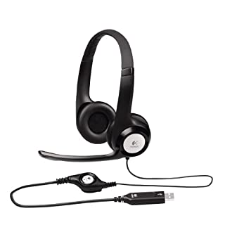 Logitech ClearChat Comfort/USB Headset H390 (Black) (B000UXZQ42) | Amazon price tracker / tracking, Amazon price history charts, Amazon price watches, Amazon price drop alerts