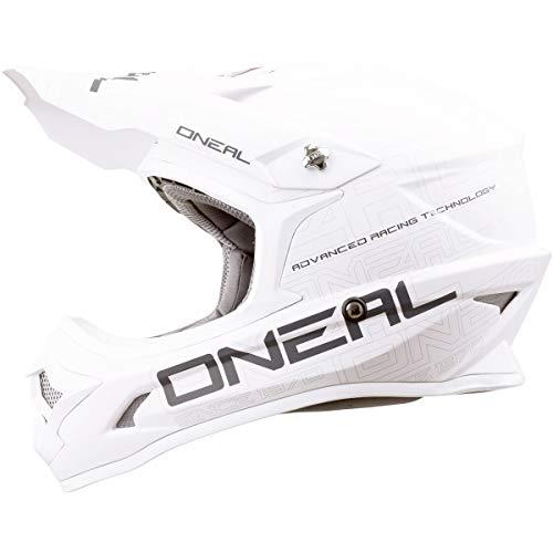 (O'Neal 0623-051 3 Series Helmet (White, X-Small))