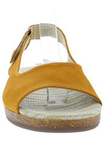Marron P900454009 All Sandale Softinos Sof S7qwB4cg